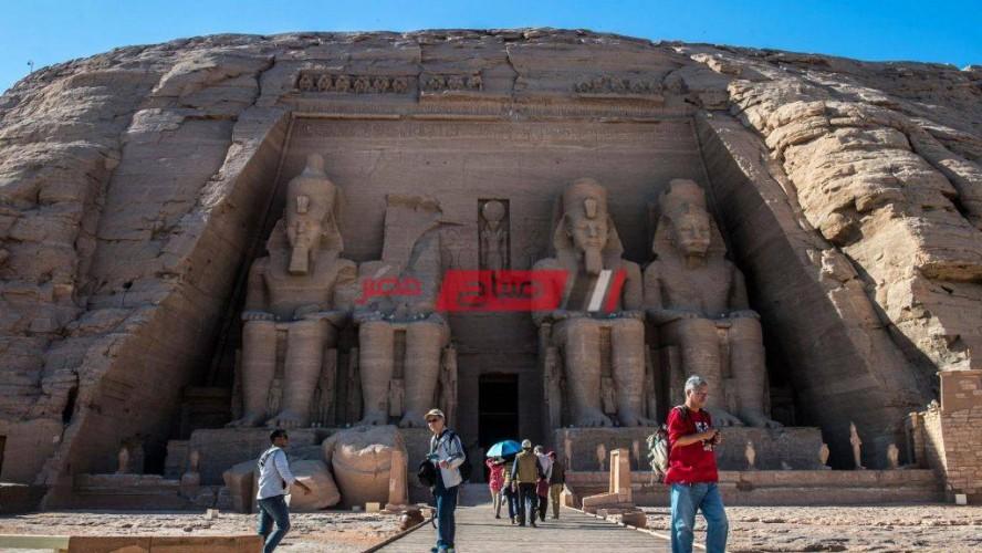 """pdf بحث كامل عن السياحة في مصر بالعناصر والمقدمة للمرحلة الإبتدائية 2020 """"الصف الابتدائي"""" انسخ واطبع"""