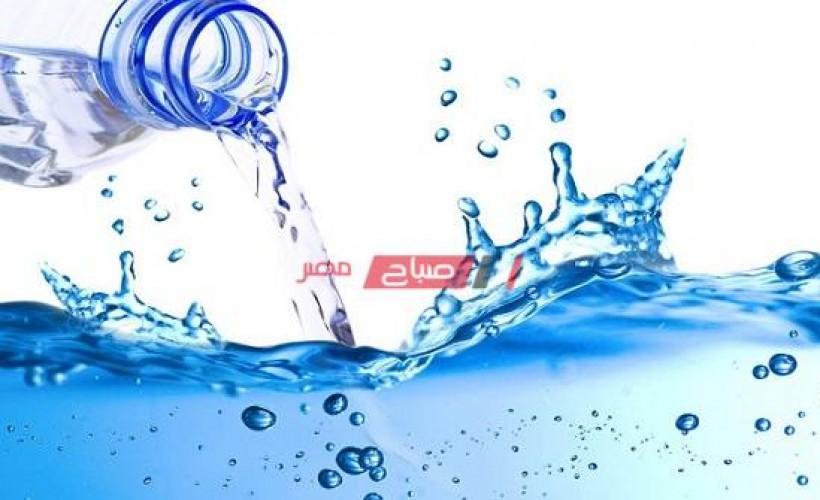 غدا قطع مياه الشرب عن قرى في دمياط لأعمال صيانة دورية تعرف عليها