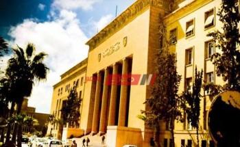 تطهير وتعقيم كلية الهندسة جامعة الإسكندرية