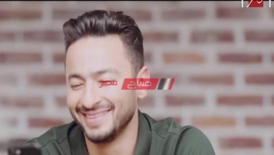 حمادة هلال يتذكر هيثم أحمد ذكي بكلمات مؤثرة