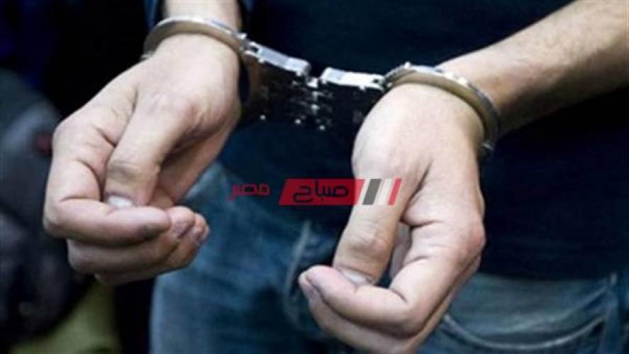 سقوط صاحب ورشة لتصنيع الأسلحة النارية في حملة أمنية مكبرة بدمياط
