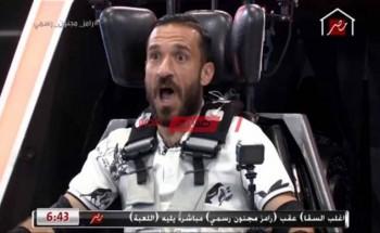 مرتضي منصور ماحدث للاعب الاهلي شروع في قتل