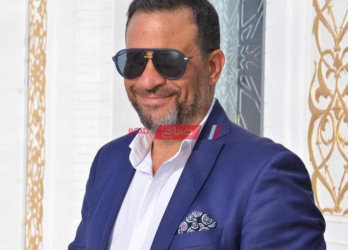 ماجد المصري ينعي وفاة الفنان محمود ياسين صباح مصر