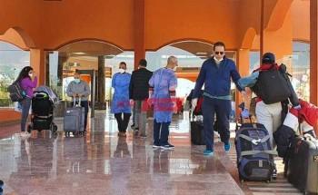 8 رحلات جوية لإجلاء 1400 مصرى من لبنان بالتنسيق مع السفارة