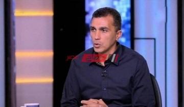 أسامة نبيه يتوجه إلى مقر نادي غزل المحلة للاعتذار