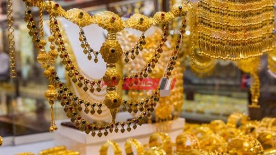 أسعار الذهب اليوم السبت 27-2-2021 في مصر