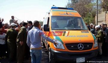 مصرع شخصين وإصابة 5 أشخاص أثر 3 حوادث فى الشرقية
