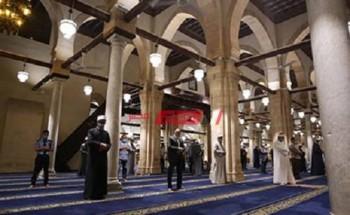 إقامة صلاة التراويح في رمضان 2021 في المساجد تعرف علي التفاصيل