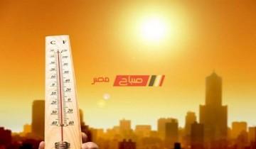 استمرار الطقس شديد الحرارة غدا علي جميع الأنحاء – تعرف علي التفاصيل