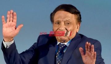 على ربيع يهنئ الزعيم عادل إمام بمناسبة عيد ميلاده الـ 81