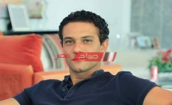 آسر ياسين يروج لفيلم الشايب