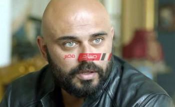أحمد صلاح حسني يخطف الأنظار بـ أحدث ظهور لها