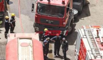 السيطرة على حريق داخل شقة بأبو النمرس دون وجود اصابات