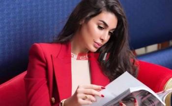 ياسمين صبري بإطلالة محتشمة في مهرجان القاهرة السينمائي