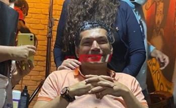 باسم سمرة يبدء تصوير فيلمه الجديد