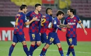 نتيجة مباراة برشلونة ودينامو كييف اليوم دوري الأبطال الأوروبى