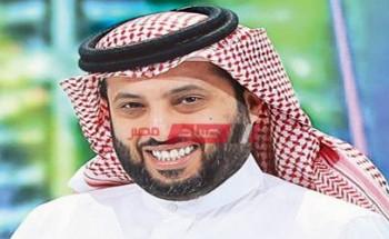 تصريحات تركي آل الشيخ أمن مصر خط أحمر وكلنا فداء لها