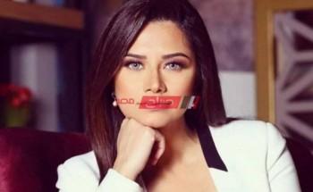 الإعلامية دينا زهرة تضم إلي قائمة الاعلامين الذين انتصروا علي فيروس كورونا