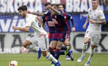 ترتيب الدوري الإسباني بعد مباراة ريال مدريد وإيبار