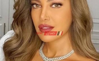 ريهام حجاج تعيش حالة من الرومانسية علي الانستجرام