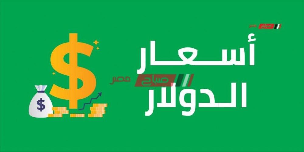 سعر الدولار الأمريكي اليوم الثلاثاء 4-8-2020 في مصر