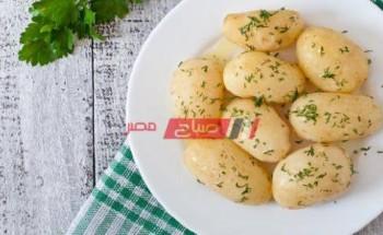 طريقة سلطة البطاطس للرجيم سالي فؤاد