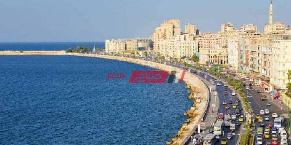 طقس الإسكندرية اليوم الجمعة 25-9-2020
