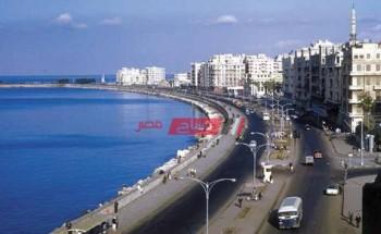 طقس الإسكندرية اليوم الخميس 30-7-2020 وقفة عرفات