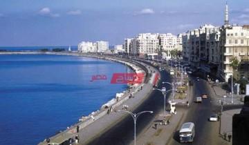 طقس الإسكندرية اليوم الخميس 1-10-2020 ودرجات الحرارة المتوقعة