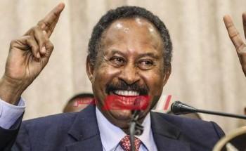 حمدوك: السودان طرف أصيل في مفاوضات سد النهضة وليس وسيط
