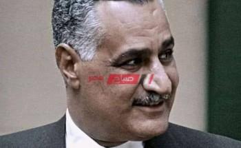 اليوم ذكري جنازة الزعيم الراحل جمال عبدالاصر