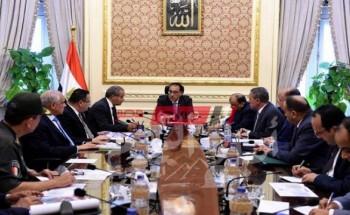 مجلس الوزراء يوافق على تعديل مشروع بعض أحكام القانون المتعلقة بالقطن