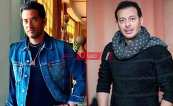 عمرو سعد ومصطفى شعبان في فيلم واحد تصفية الحساب