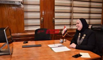 تفاصيل ندوة الجمعية المصرية البريطانية بمشاركة وزيرة الصناعة