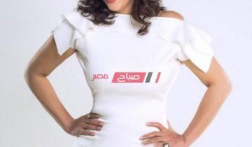 وفاء عامر تهنئ جمهورها بالمولد النبوي الشريف