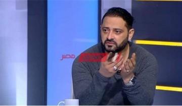 وليد صلاح عبد اللطيف: مصطفى محمد أفضل مهاجم بمصر وينافسه حسام حسن