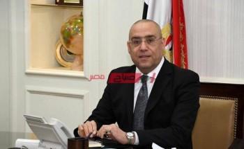 وزير الاسكان يوضح المنشئات التي ستنفذ في مدينة 6 اكتوبر