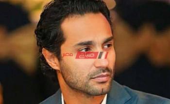كريم فهمي يهنئ الإعلامي رامي رضوان بمناسبة عيد ميلاده