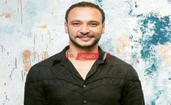 أحمد خالد صالح ينشر صورة جديدة له من أحدث ظهور