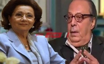 في عيد ميلاد الفنان أسامة عباس تعرف على حقيقه خطوبته من سوزان مبارك