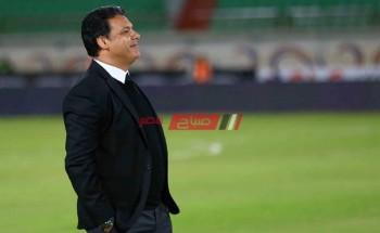 أرقام سلبية لإيهاب جلال مع مصر المقاصة أمام الأهلي