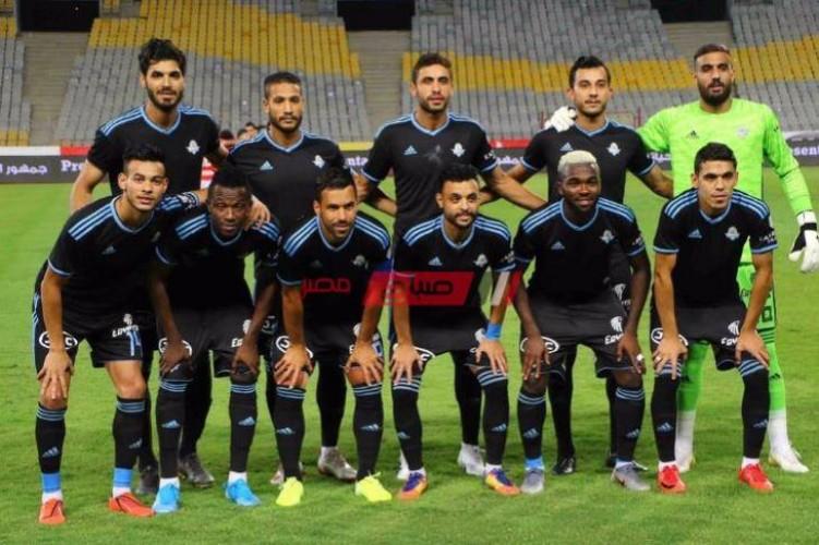 نتيجة مباراة بيراميدز والمقاولون العرب الدوري المصري