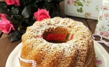 طريقة عمل الكيكة بميرندا البرتقال