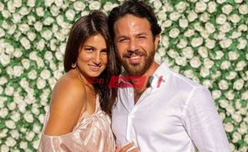 هند حداد زوجه عمر الشناوي تعلن عن شفائها من فيروس كورونا