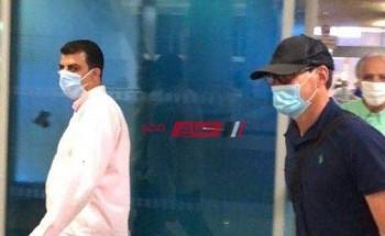 عبد الحفيظ: فايلر سيقود تدريبات الأهلى عقب ظهور نتيجة المسحة الطبية