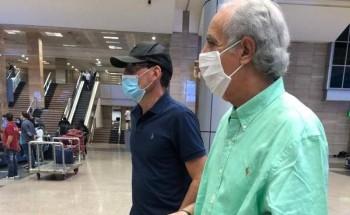 فايلر يصل القاهرة لاستكمال مشواره مع الأهلي