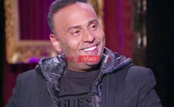 محمود عبد المغني يستكمل تصوير مشاهد مسلسل شارع 9 في أكتوبر