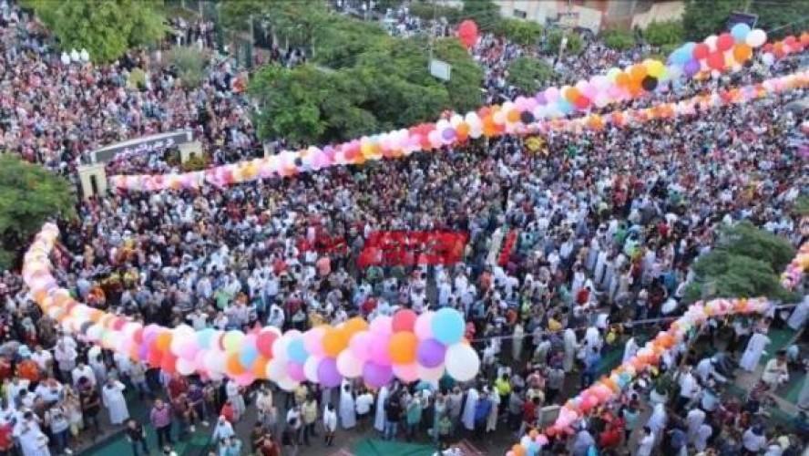 موعد صلاة عيد الأضحى 2021 في كل محافظات مصر