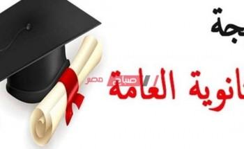 نتيجة الثانوية العامة 2020 محافظة السويس رابط وزارة التعليم