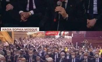 نضال السبع: تحويل أيا صوفيا إلى مسجد كشف داعشية اردوغان
